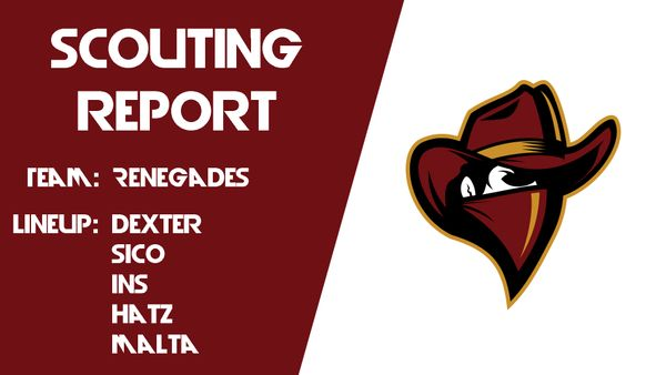 Renegades Scouting Report
