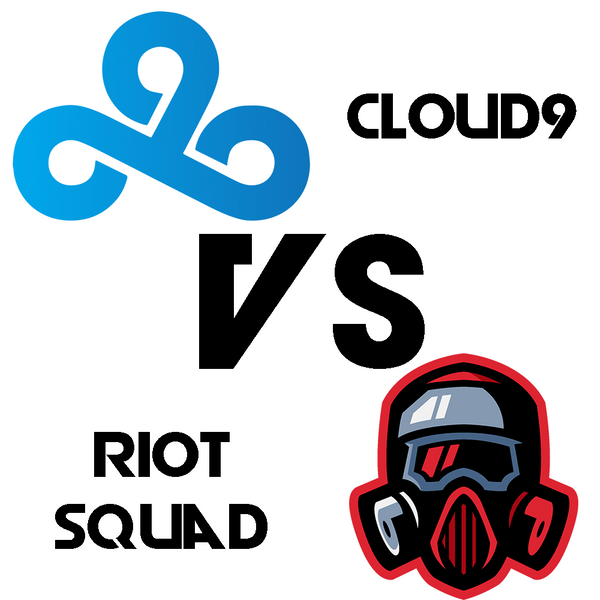 Cloud9 vs Riot Squad (Video) IEM Katowice 2020 Closed Qualifiers